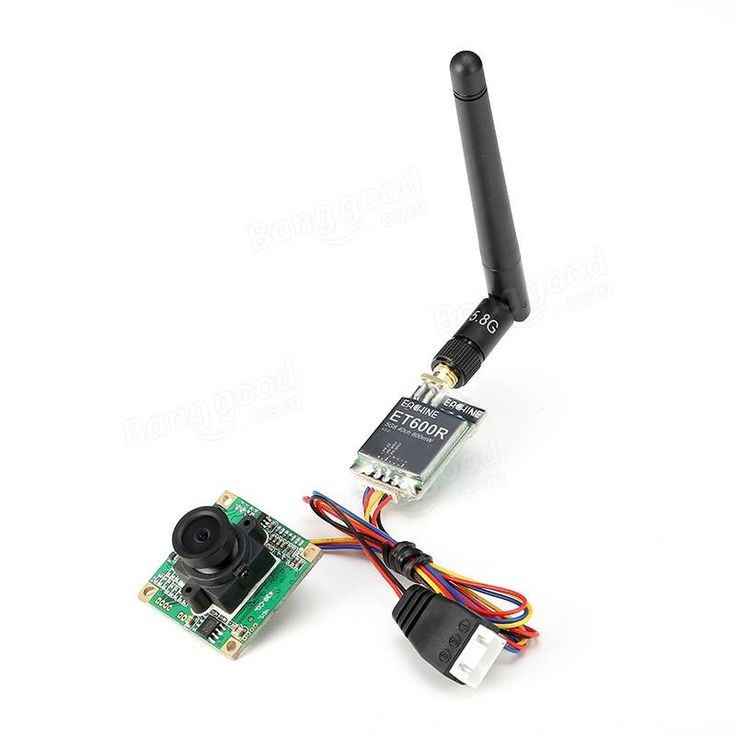 Only US$24.99, buy best Eachine 700TVL CCD 110 148 Degree Camera ET600R 5.8G 40CH 600mW Transmitter FPV Combo(Extra 35% coupon:RC200) sale online store at wholesale price.US/EU warehouse.