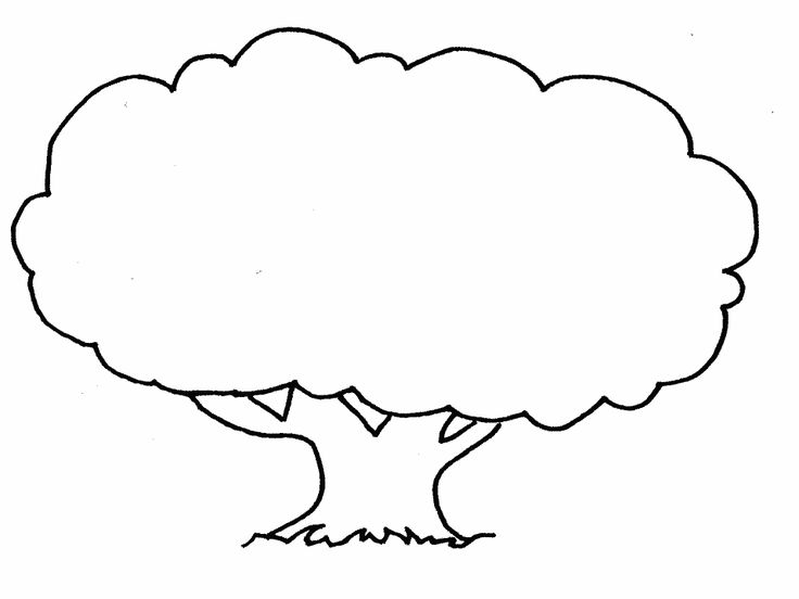 Free Printable Tree Coloring Pages For Kids | Dakota stuff ...