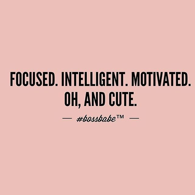 Calling all the ladies feeling cute today! We have a HUGE announcement happening and we're only telling a few people! Click the link in our bio or visit (www.bit.ly/bossbabelist) to be the first to know! ☝ #Monday #bossbabe