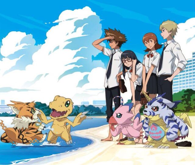 Digimon adventure tri - taiorato  @bluecttncndy