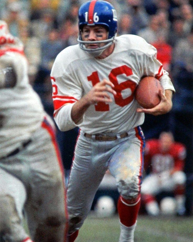 Frank Gifford - NY Giants