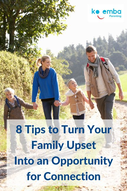 How  to turn a family conflict into an opportunity for connection and communication