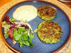 Chilli powder: Hamburguesas de tofu ahumado y espinacas