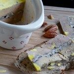 Terrine de foie gras aux noix de Pécan