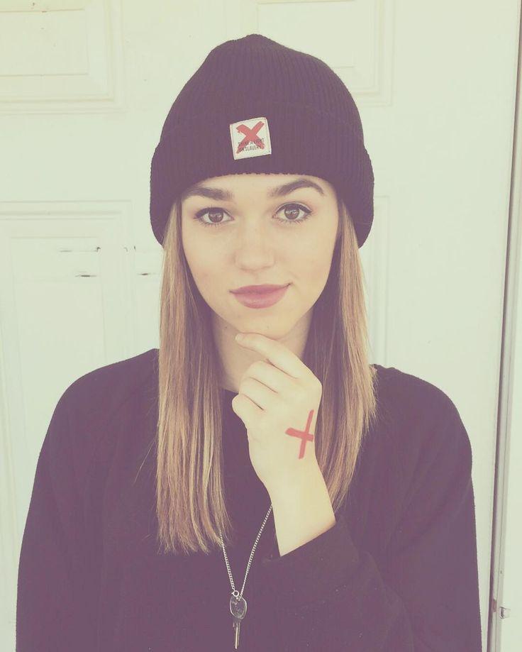 """Sadie Robertson on Instagram: """"hey people let's End It. 2.25.16"""""""