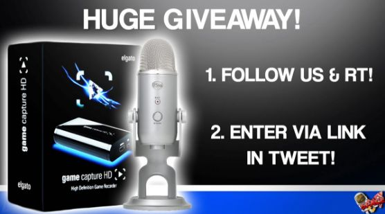 Billing GIVEAWAYS - Win an Elgato HD & Blue Yeti Microphone - http://sweepstakesden.com/billing-giveaways-win-an-elgato-hd-blue-yeti-microphone/