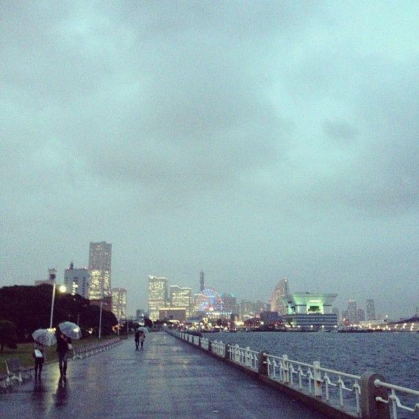 Large park, Yokohama