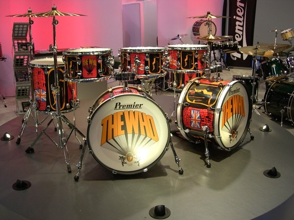 Spirit Of Lilly Replica Of Keith Moon S Pictures Of Lilly Kit