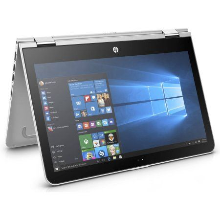 "Free 2-day shipping. Buy HP Pavilion X360 13-U163Nr 13.3"" Laptop, 2-in-1, Touchscreen, Windows 10 Home, Intel Core i5-7200U Dual-Core Processor, 8GB RAM, 1TB Hard Drive at Walmart.com"