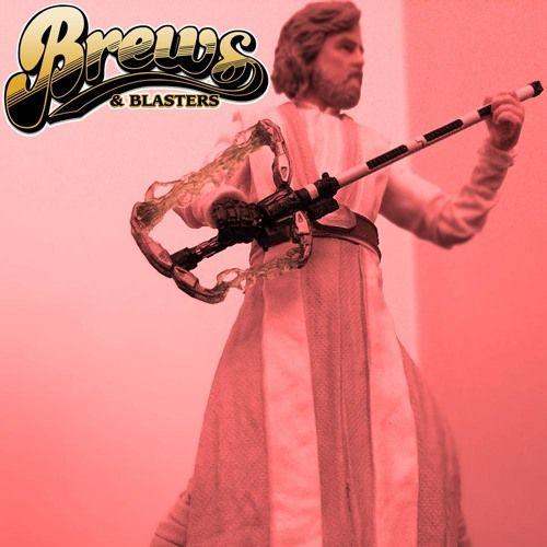 Brews and Blasters 152: Luke Skywalker Shreds Guitar
