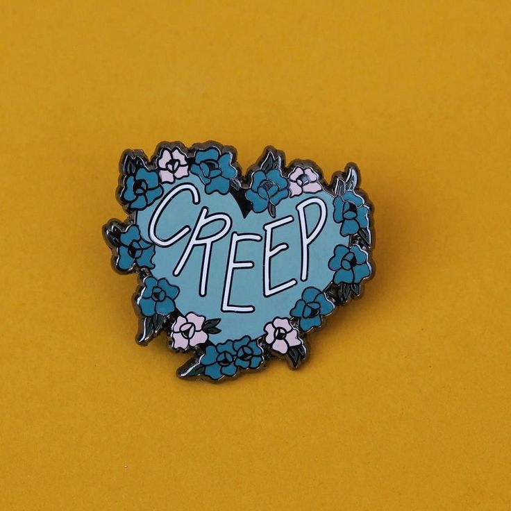 Repost @bee_and_mae floral creep pins are here and ready to ship! link in bio happy Friday! (Posted by https://bbllowwnn.com/) Tap the photo for purchase info. Follow @bbllowwnn on Instagram for the best pins & patches!
