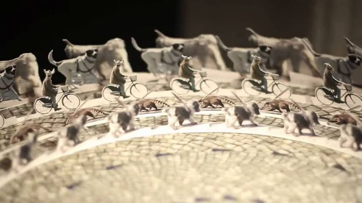 Eric Dyer, Modern Master of the Zoetrope on Vimeo