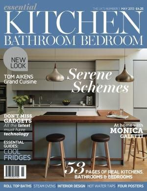 Photo Gallery Website Roundhouse as cover star in Essential Kitchen and Bathroom u Bedroom magazine
