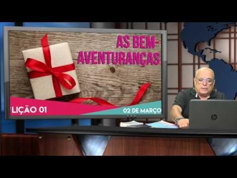 As Bem-Aventuranças - AD Criciúma - EBDWeb