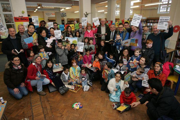 Southampton - National Libraries Day 2015
