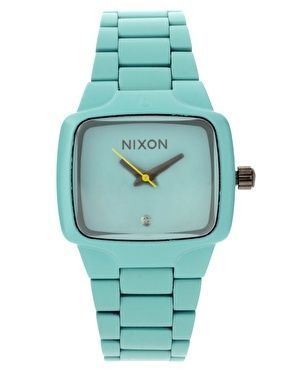 mintFashion, Style, Small Players, Tiffany Blue, Nixon Watches, Jewelry, Players Watches, Accessories, Digital Watches