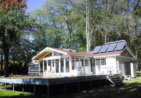 Homesteading A Manufactured Home Transformation
