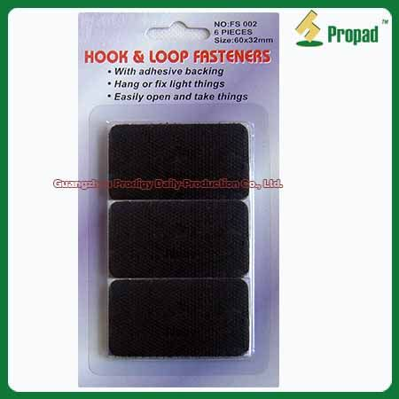 #Adhesive Velcro Tape Hook and Loop Velcro Tape can use indoor and outdoor to fix or fasten thing. Such as use on tools, photo frame, rain coat, clothes, handbag, window curtains, outdoor tent, mosquito net, small appliance accessory, wires, books, suitcase, shoes, toy, ect. Different colors, sizes and materials are available. Small/ Middle /Big hook for choosing.