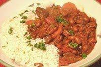 Surinaams eten!: BB met R: Bruine bonen met rijst