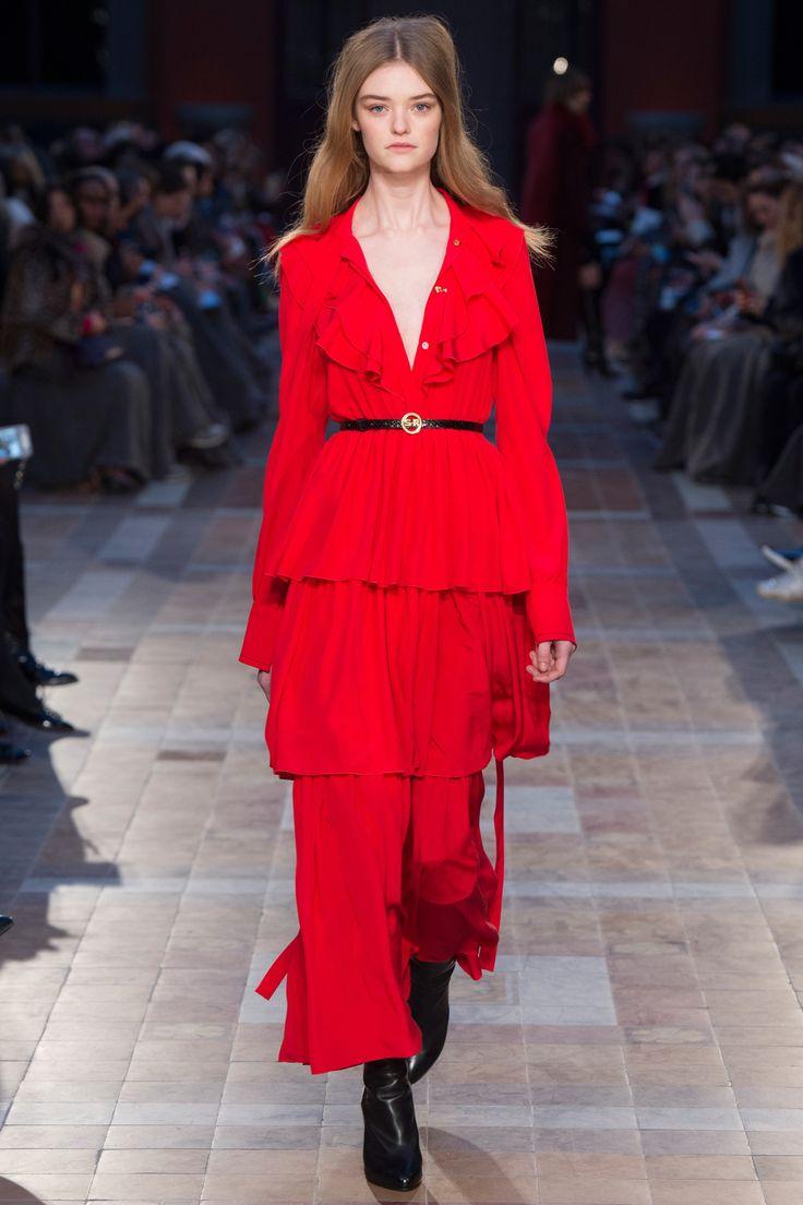 Sonia Rykiel Fall 2016 Ready-to-Wear Fashion Show - Willow Hand (OUI)