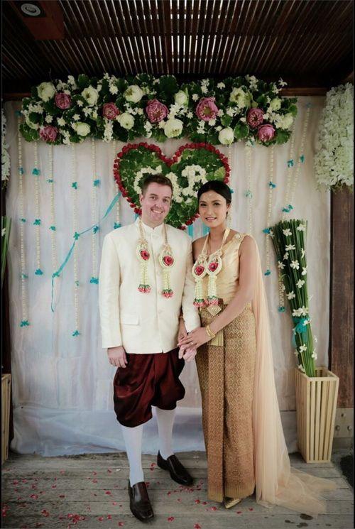 Modernizing Thai Wedding Traditions