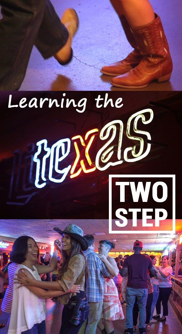 We visited the Broken Spoke, one of the last standing authentic Texas dance halls in Austin. And we tried learning the famous two-step...