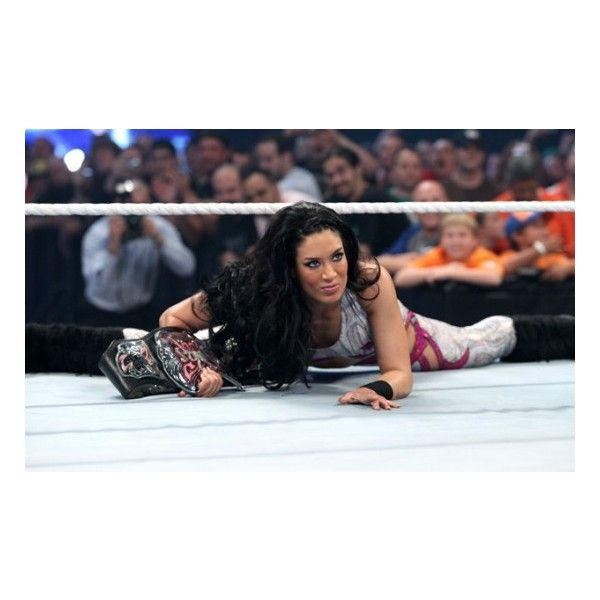 WWE Divas | WWE Superstars ❤ liked on Polyvore featuring melina and wrestling