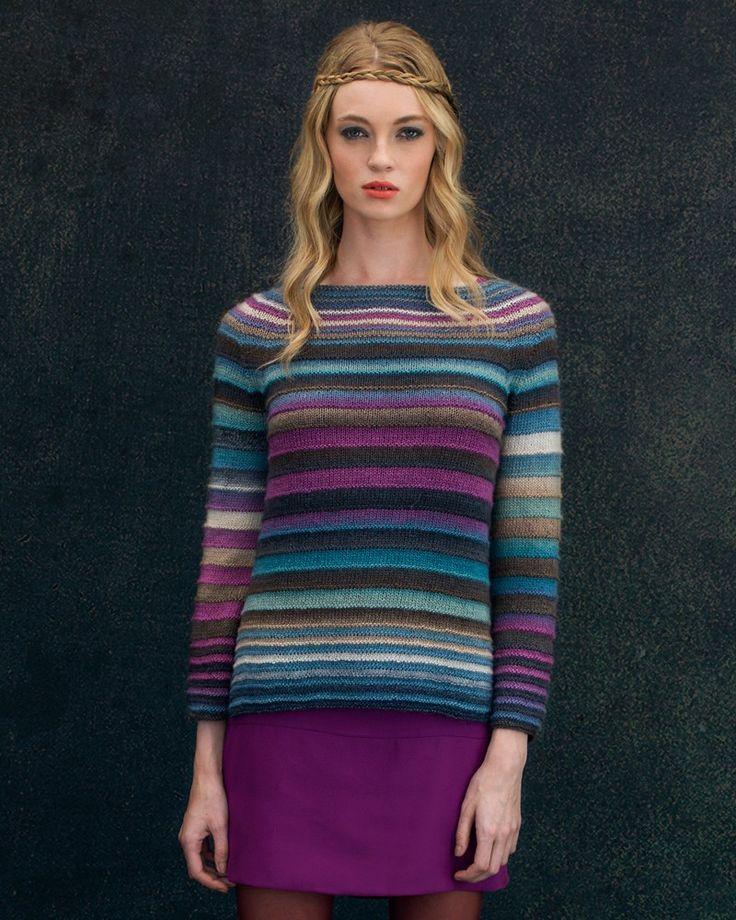 'Taliesin' | Knitting Fever Yarns & Euro Yarns