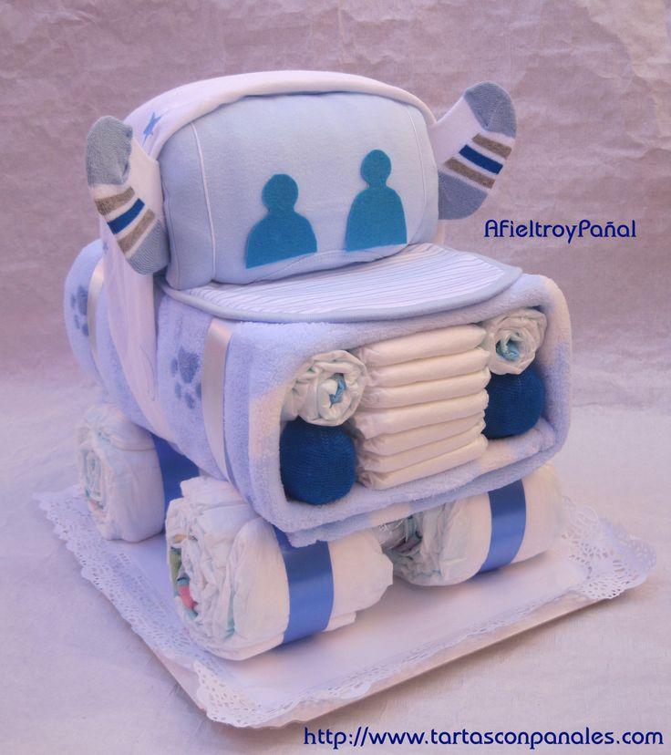 Coche Hummer de pañales. Si quieres más información sobre esta tarta puedes encontrarla en nuestra Tienda Online o pinchando en el sitio web del icono que está encima de la imagen. #Coche  #Regalos #Bebes #Tartas #Regalosparabebes #Regalosparaembarazadas #Regalosparabautizos #ecologicos