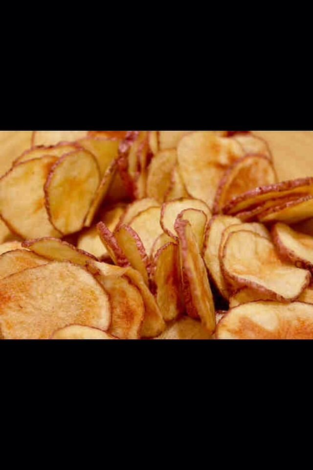 Potato Chips In Micro Wave #Food #Drink #Trusper #Tip