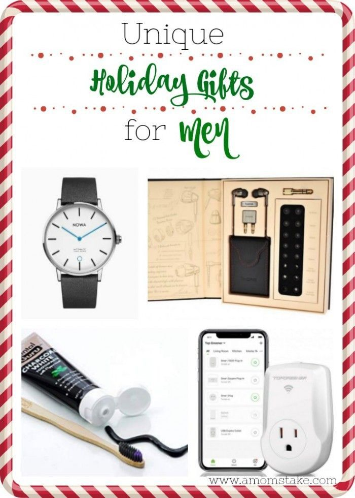 Unique Holiday Gifts For Men Holiday Gifts For Men Unique Holiday Gifts Mens Gifts