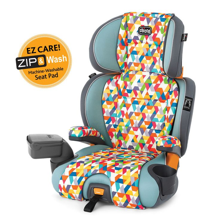 <p>Introducing the Chicco KidFit™ Zip 2-in-1 Belt-Positioning Booster, from the makers of the #1-rated KeyFit<sup>®</sup></p>  <p>Features:</p>  <ul> <li>DuoZone™ 10-position head and shoulder side-impact protection</li> <li>SuperCinch<sup>®</sup>LATCH attachment and tightener</li> <li>ErgoBoost™ contoured seat with double foam padding</li> <li>Zip & Wash™ machine washable zip-off seat pad</li> <li>Mix & Match the zip-off backrest pad and seat pad with fun, kid-friendly fashions and…