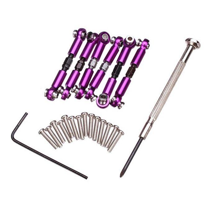 Wltoys A959 A969 A979 K929 RC Car Spare Parts Metal Set