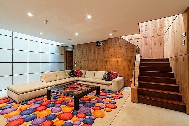 Interiors: Kreatives Townhouse in London