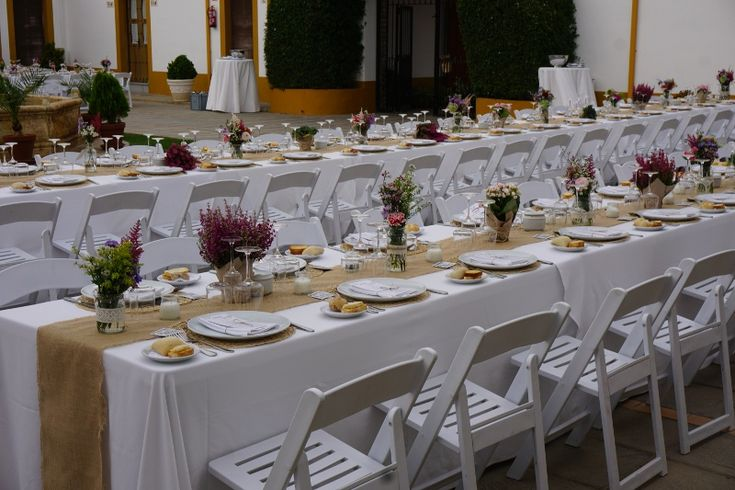 17 best images about decoraciones de bodas on pinterest for Arreglos de mesa para boda en jardin