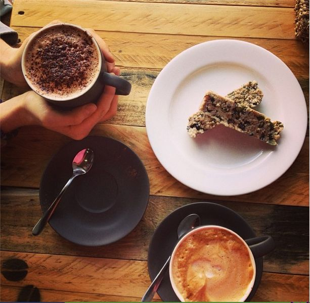 Healthy Restaurants and Cafes in Canberra.