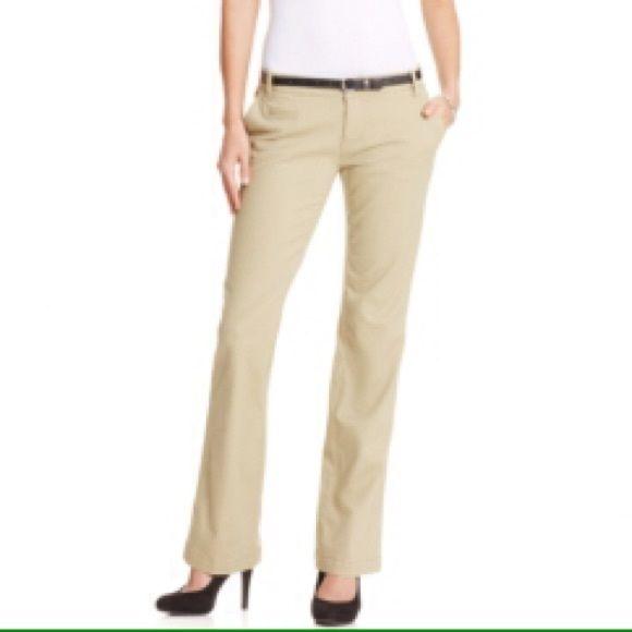 1000  ideas about Khaki Pants For Juniors on Pinterest | Plus Size ...