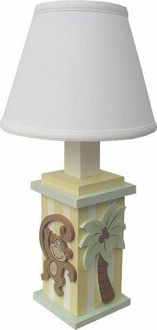 Monkey Table Lamp | Jack and Jill Boutique
