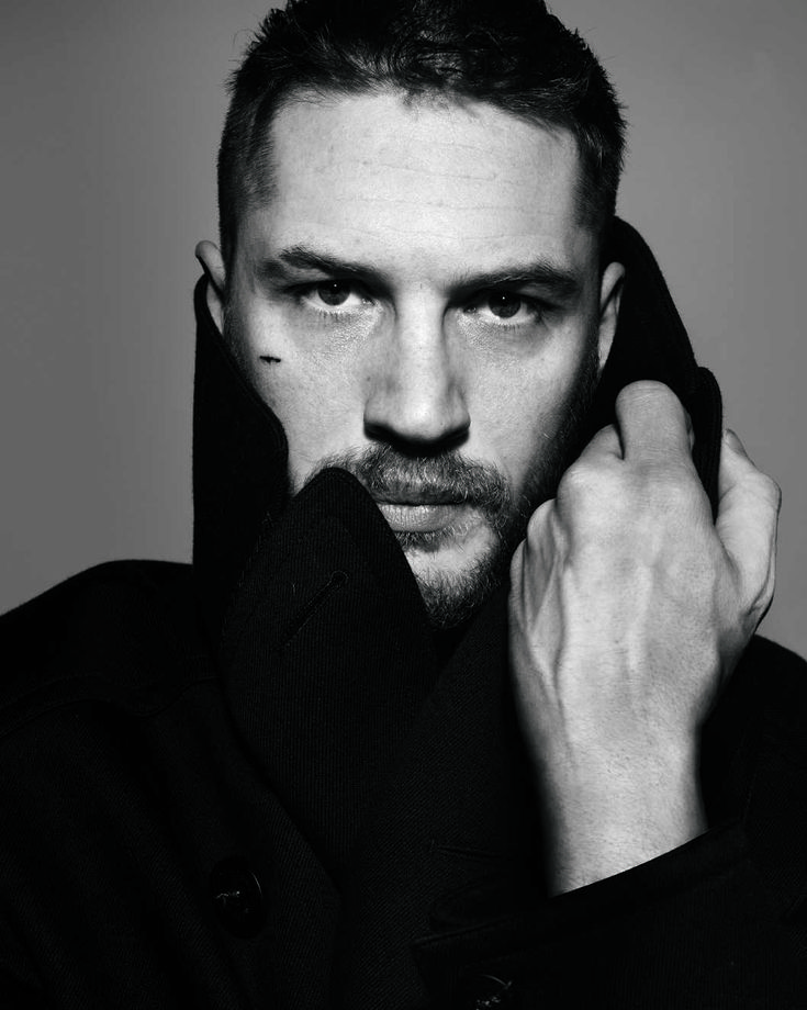 tom hardy variations — Tom Hardy by Rankin (2011) via Elle Russia ...