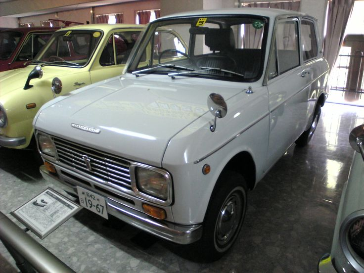 1966-1969 Daihatsu Fellow 360 Van