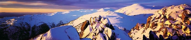Hike to the summit of mount Kosciuszko in the Snowy Mountains. Much easier than it sounds, apparently.