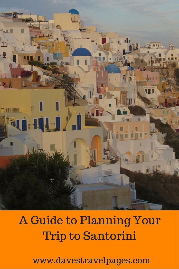 Santorini is a perfect destination for a 2 or 3 day break. Here is all you need to know about what to see and do in Santorini, the most picturesque of all the Greek islands.