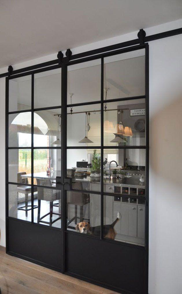 Ideas para separar la cocina de otras estancias