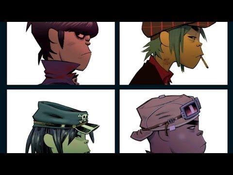 Gorillaz - Feel Good Inc. (Lyrics) - YouTube
