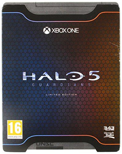 From 23.60:Halo 5 Guardians Limited Edition Xbox One Game