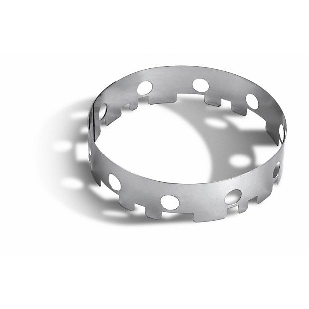 stainless steel wok ring