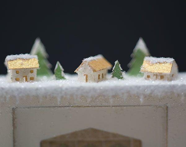 True2Scale Dollhouse Miniatures - 1:48 Scale Glitter House Village Kit, $12.00 (http://www.true2scale.com/1-48-scale-glitter-house-village-kit/)