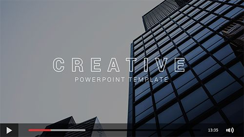 Creative Presentation Creative Design PowerPoint Template – It offers unique and relevant slide templates that are carefully designed to ensure your ideas will come across clearly maintaining its a...