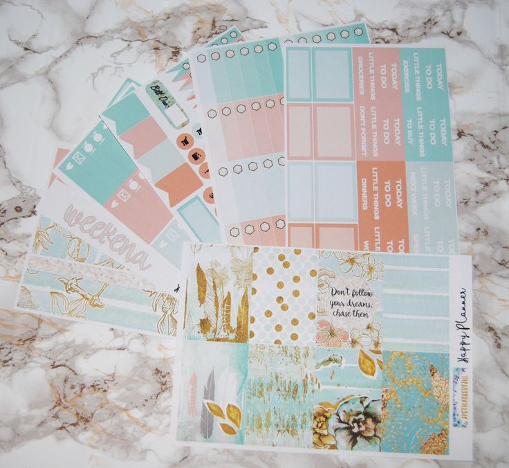 Happy Planner- Whimsy - Weekly Kit of Planner Stickers by jpstickersbyjill on Etsy https://www.etsy.com/ca/listing/500772906/happy-planner-whimsy-weekly-kit-of