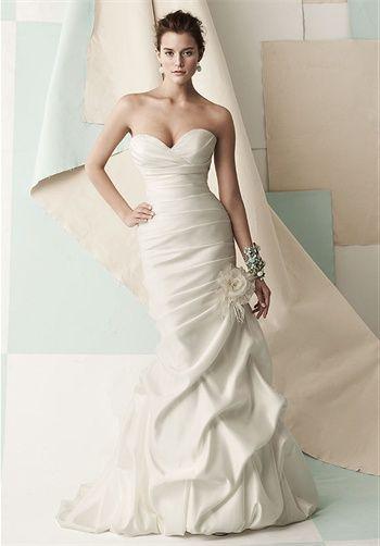 Say I DO Bridals Mermaid Wedding DressesUsed